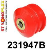 231947B: Zadné vlečené rameno predný silentblok
