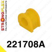 221708A: Zadný stabilizátor - vnútorný silentblok SPORT