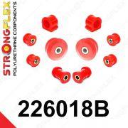 226018B: Predná náprava - SADA silentblokov