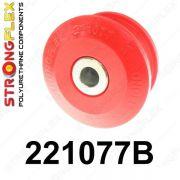 221077B: Predné rameno - zadný silentblok 13mm