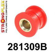 281309B: Zadné vlečené rameno - silentblok do náboja