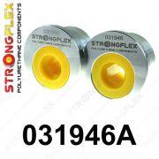 031517A: Predné rameno - 66mm silentblok SPORT