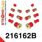 216162B: Zadná náprava - SADA silentblokov