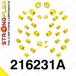 216231A: Kompletná sada silentblokov SPORT