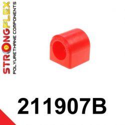 211907B: Zadný stabilizátor - silentblok uchytenia