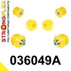 036049A: Predná náprava - SADA silentblokov SPORT