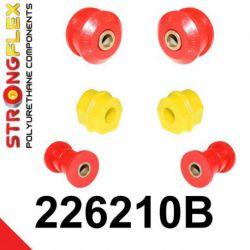 226210B: Predná náprava - SADA silentblokov