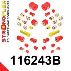 116243B: Kompletná SADA silentblokov