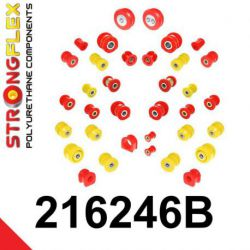 216246B: Kompletná SADA silentblokov