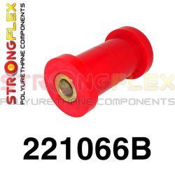 221066B: Zadné vlečené rameno - silentblok uchytenia 4x4