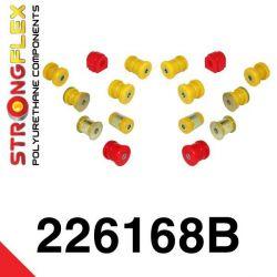 226168B: Zadná náprava - SADA silentblokov