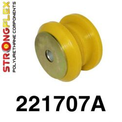 221707A: Zadná nápravnica - silentblok uchytenia SPORT