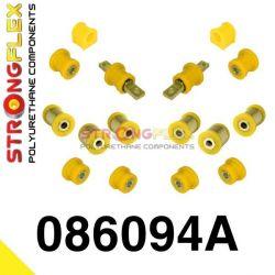 086094A: Sada silentblokov zadnej nápravy bez 81105 SPORT
