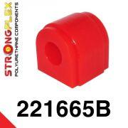 221665B: Silentblok predného stabilizátora