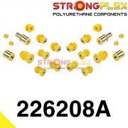 226208A: Sada silentblokov zadnej nápravy SPORT