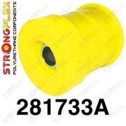 281733A: Zadná nápravnica - zadný silentblok SPORT
