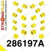 286197A: Sada silentblokov zadnej nápravy SPORT