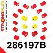 286197B: Sada silentblokov zadnej nápravy
