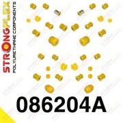 086204A: Sada silentblokov prednej aj zadnej nápravy SPORT