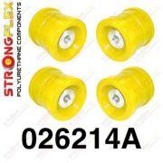 026214A: Sada silentblokov zadnej nápravnice SPORT, 0265214A