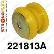221813A: Zadná nápravnica - silentblok uchytenia 62mm SPORT
