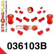 036103B: Kompletná sada silentblokov