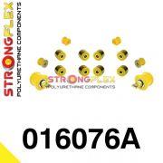 016076A: Zadná náprava - sada silentblokov SPORT