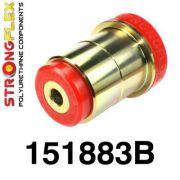 151883B: Zadná nápravnica - silentblok uchytenia