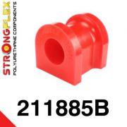 211885B: Silentblok predného stabilizátora