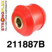 211887B: Zadný silentblok predného spodného ramena