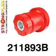 211893B: Zadná nápravnica - predný silentblok