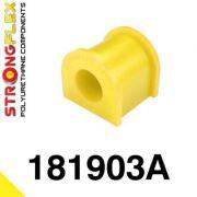 181903A: Predný stabilizátor - silentblok uchytenia SPORT