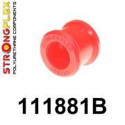 111881B: Predný stabilizátor - silentblok tyčky bush