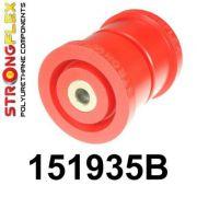 151935A: Zadná nápravnica - silentblok uchytenia