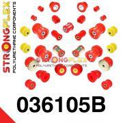 036105B: Kompletná sada silentblokov