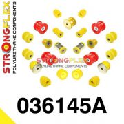 036145A: Kompletná SADA silentblokov BMW E46 SPORT