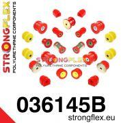 036145B: Kompletná SADA silentblokov BMW E46