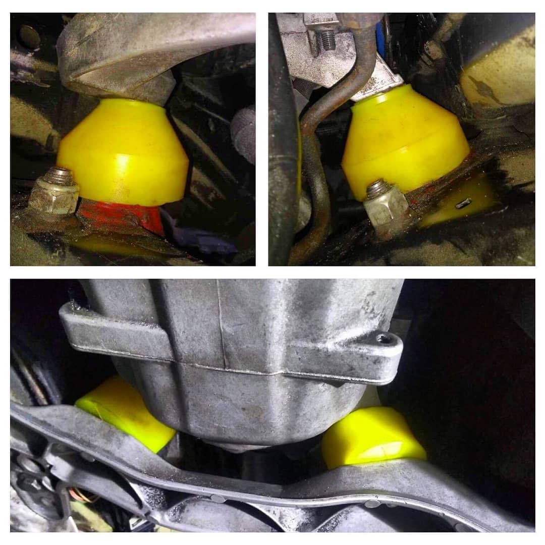 E36 motorve silentbloky