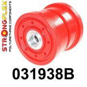031938B: Zadná nápravnica - silentblok uchytenia