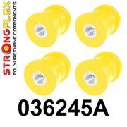 036245A: Zadná nápravnica - sada silentblokov E60 E61