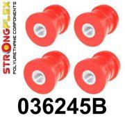 036245B: Zadná nápravnica - sada silentblokov E60 E61