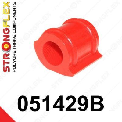 051429B: Predný stabilizátor - silentblok uchytenia 16-22mm
