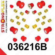 036216B: Sada silentblokov - BMW E90 E91 E92 X-Drive