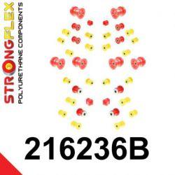 216236B: Kompletná SADA silentblokov