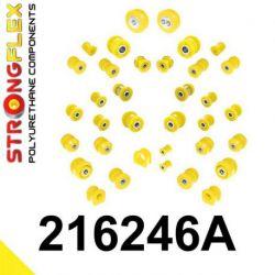 216246A: Kompletná SADA silentblokov SPORT