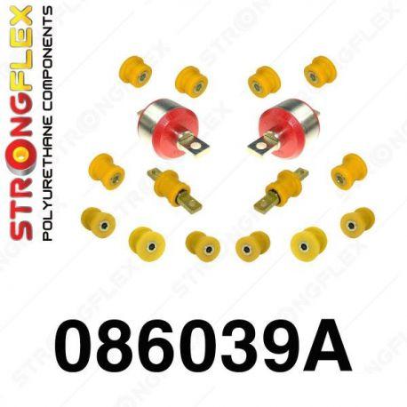 086039A: Sada silentblokov zadnej nápravy SPORT