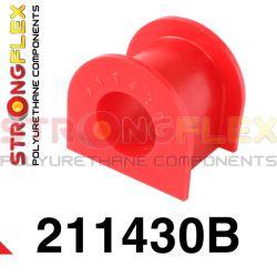 211430B: Predný stabilizátor - silentblok uchytenia