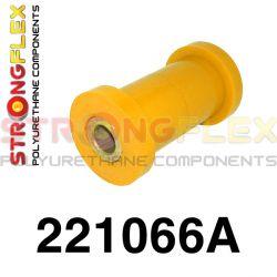 221066A: Zadné vlečené rameno - silentblok uchytenia 4x4 SPORT