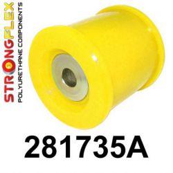 281735A: Zadný diferenciál - zadný silentblok SPORT