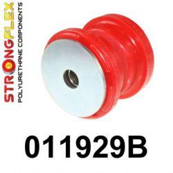 011929B: Zadná nápravnica - silentblok uchytenia
